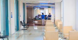 no-show rates at a hospital empty seats