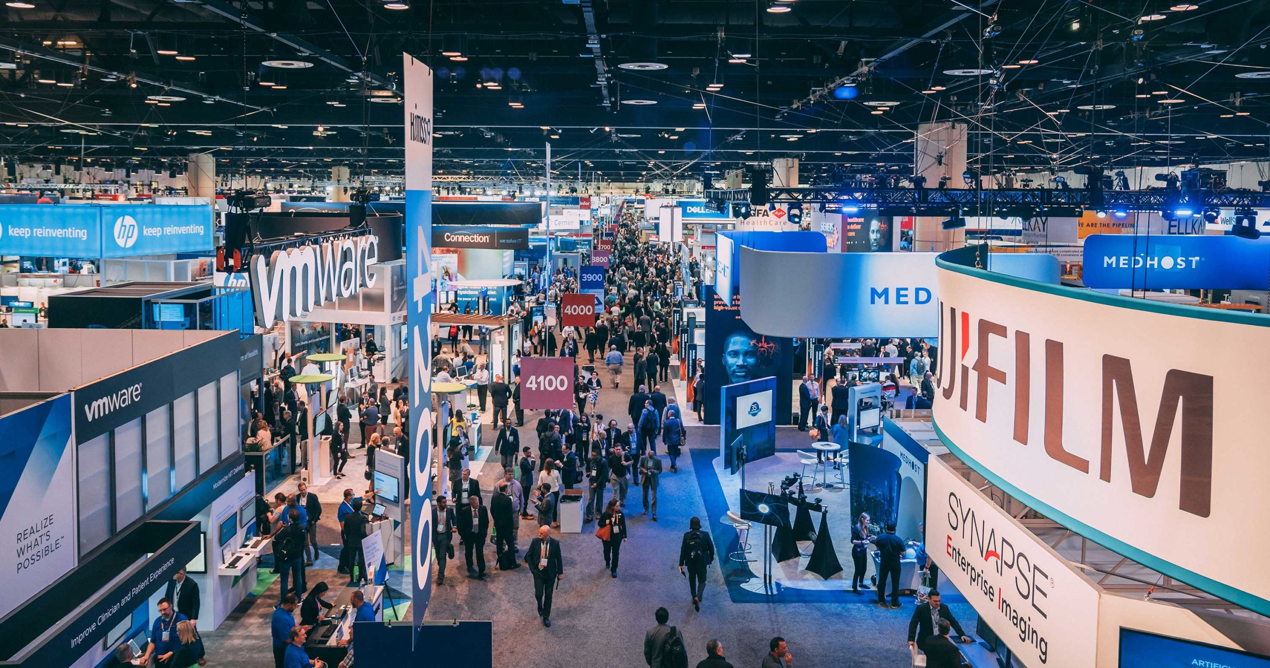 Join WELL at HIMSS19 and see us in action!
