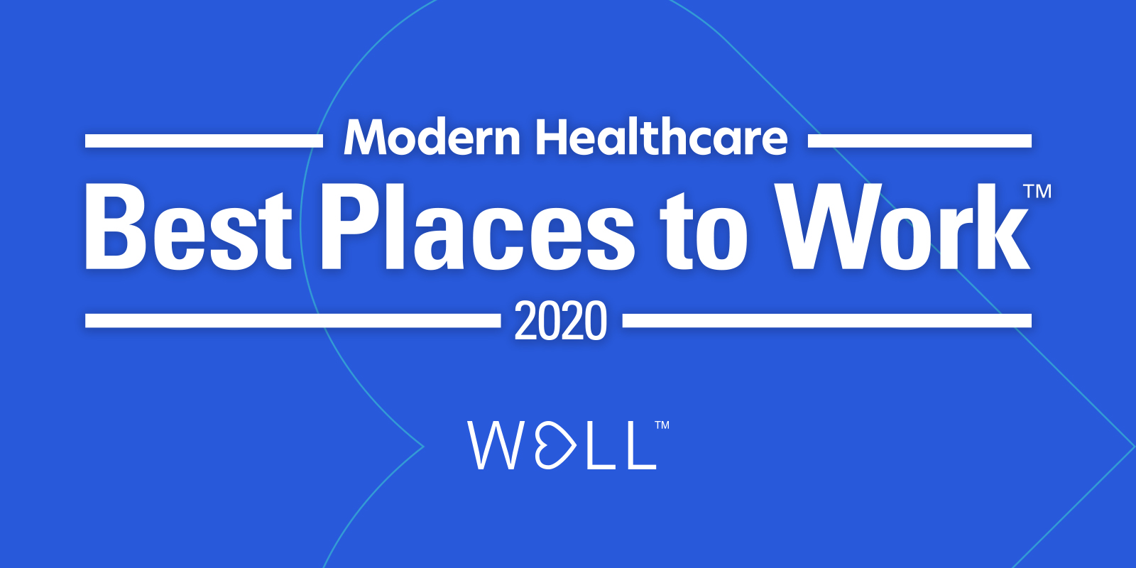 WELL Health recognized as one of the Best Places to Work in Healthcare in 2020