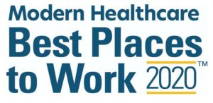 Modern-healthcare best places to work logo