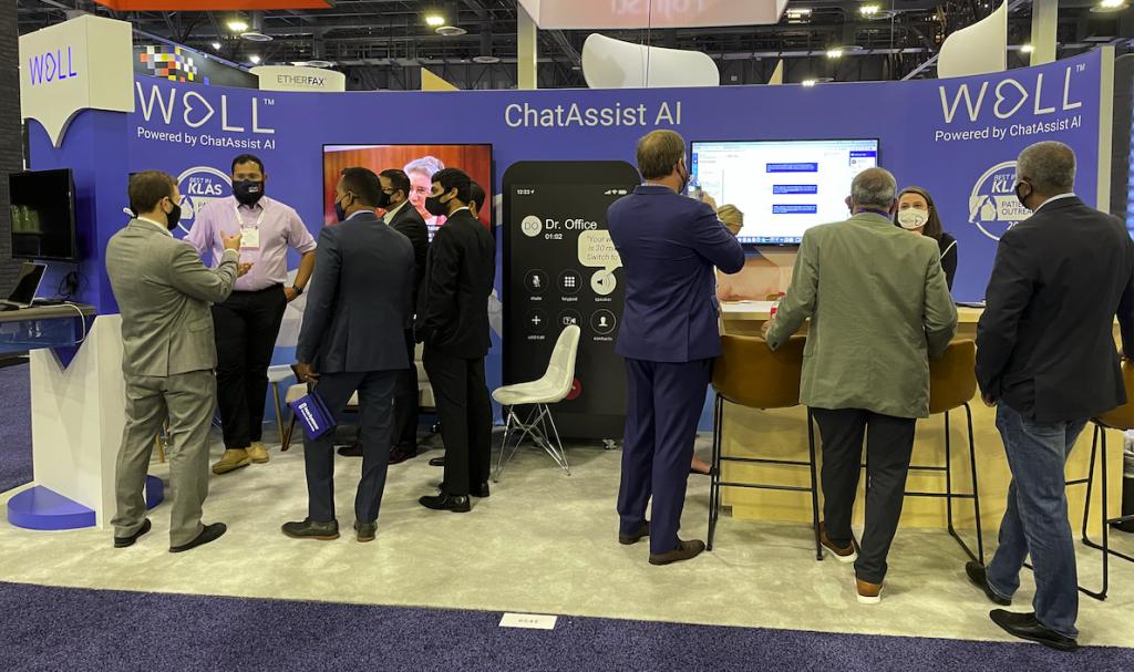 WELL team demos ChatAssist AI
