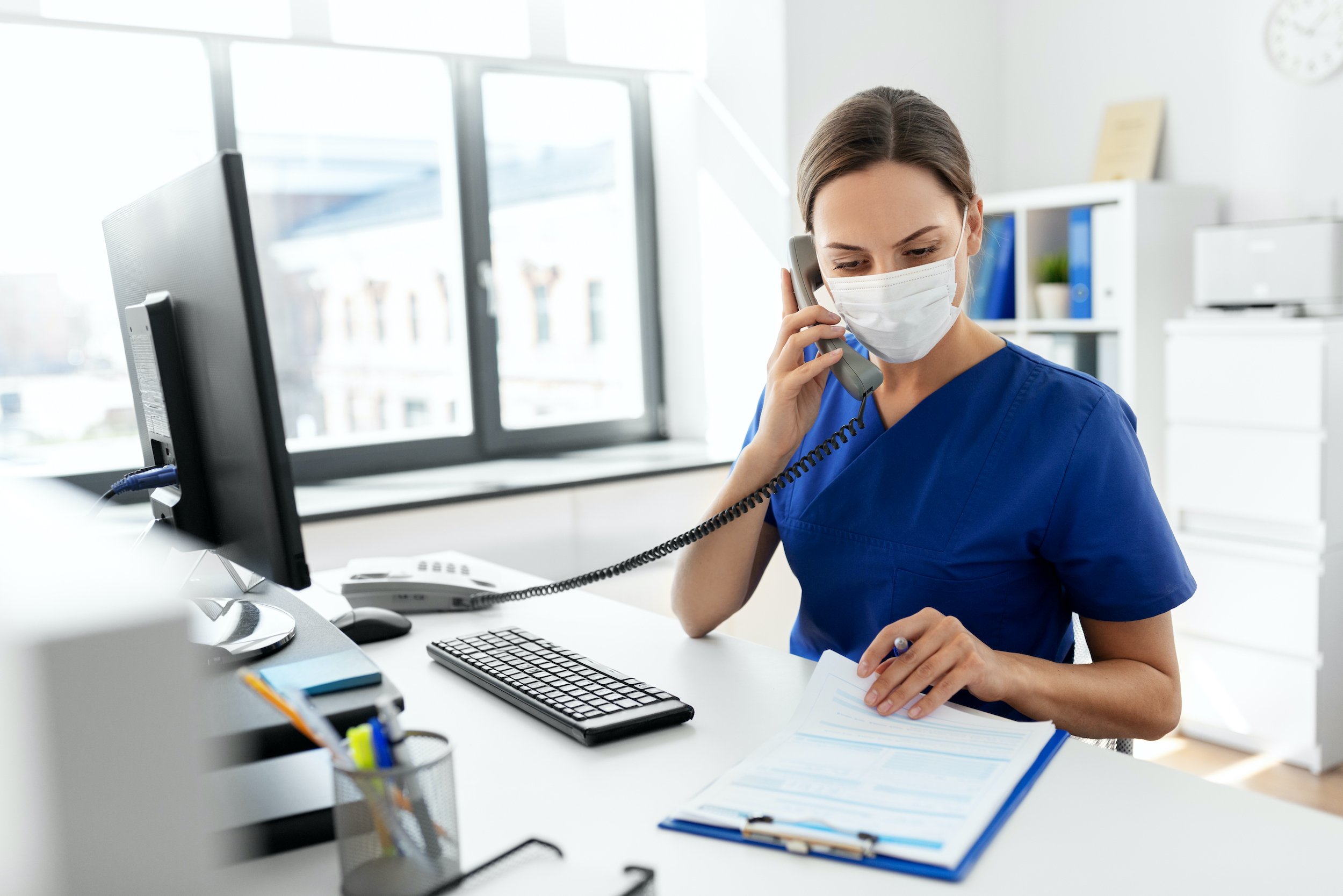 Study: Clinical Support Staff Burnout Linked to Patient Communication Challenges